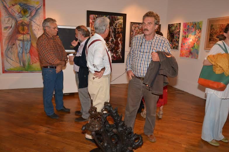 7η Εαρινή Παμπατραϊκή Έκθεση Τέχνης- Τελετή λήξης