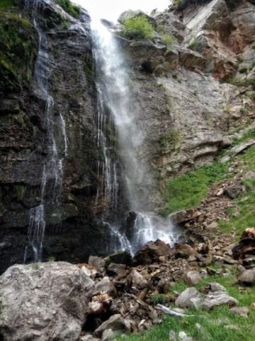 Ορειβατική εξόρμηση στους καταρράκτες του Ερύμανθου και στην παλιά Μονή Ταξιαρχών